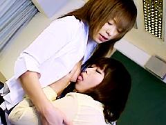 亜佐倉みんとクンニ動画|レズビアン・ジェラシー 亜佐倉みんと 里見りん