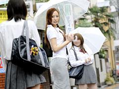 働くオンナ狩り7 【女教師編】:レ○プ