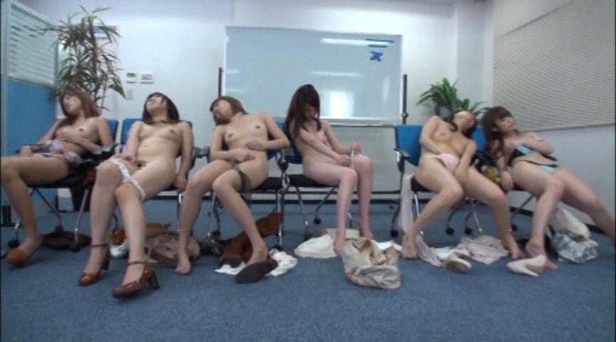集団催眠 一般女性6名に催眠術をかけたら… 画像 4