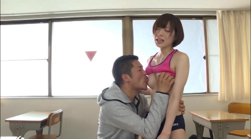 スポコス汗だくSEX4本番! 体育会系・鈴村あいり act.02