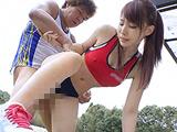 スポコス汗だくSEX4本番! 体育会系・長谷川るい act.06