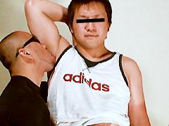 【ゲイblのフェラ動画】乱口交尾-A