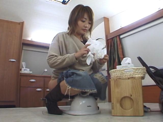 TOKYOガールズうんちベスト 画像 10