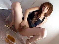 素人ナンパトイレ号がゆく 外伝 ガールズうんち Super4