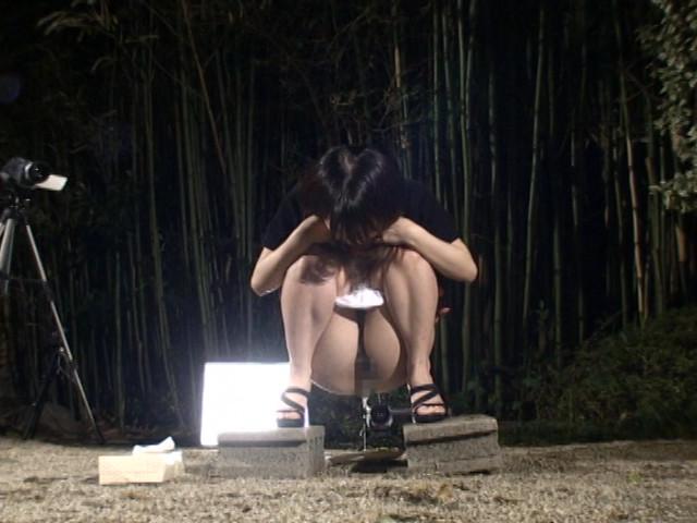 素人ナンパトイレ号がゆく 外伝 TOKYOガールズ野グソ4 画像 14