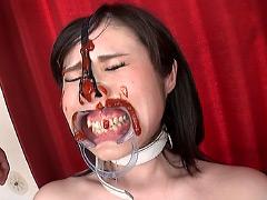 豚鼻奴隷 『もっと顔面を虐めてください…』