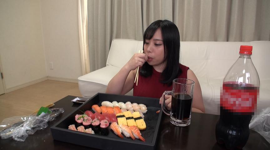 ぽっちゃり美女はよく食ってよく出す! 餅田ササピリカ 画像 1