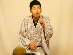 桂三木男「千早ふる」
