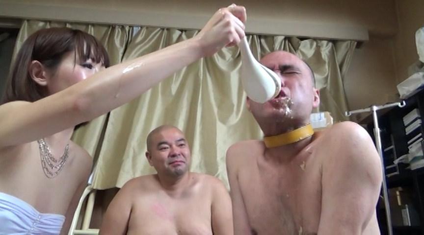 人間崩壊シリーズ32 ゲロスカ痴女 M男強制食糞の宴3