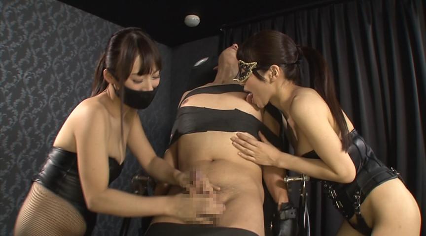 M男殺しの超絶淫語痴女テクニシャン青山梨果&源紗羅2 画像 12