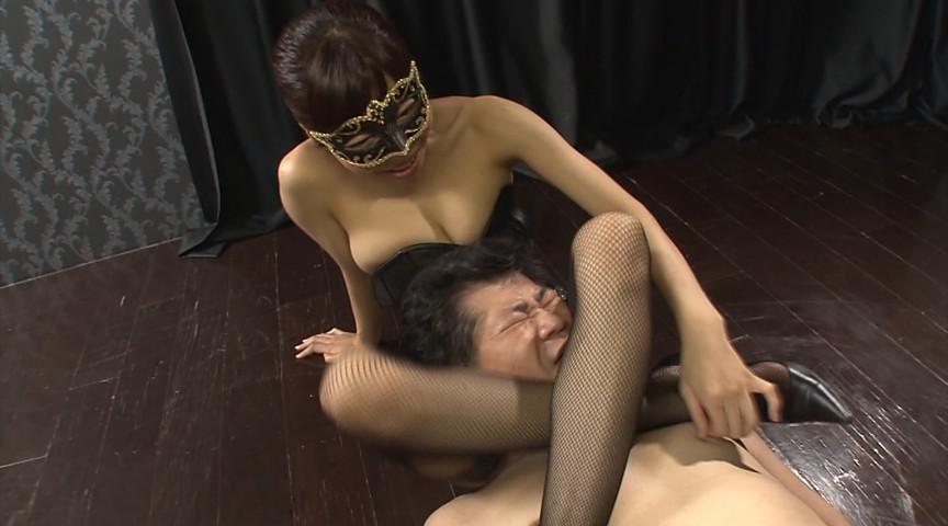 M男殺しの超絶淫語痴女テクニシャン青山梨果&源紗羅2 画像 16