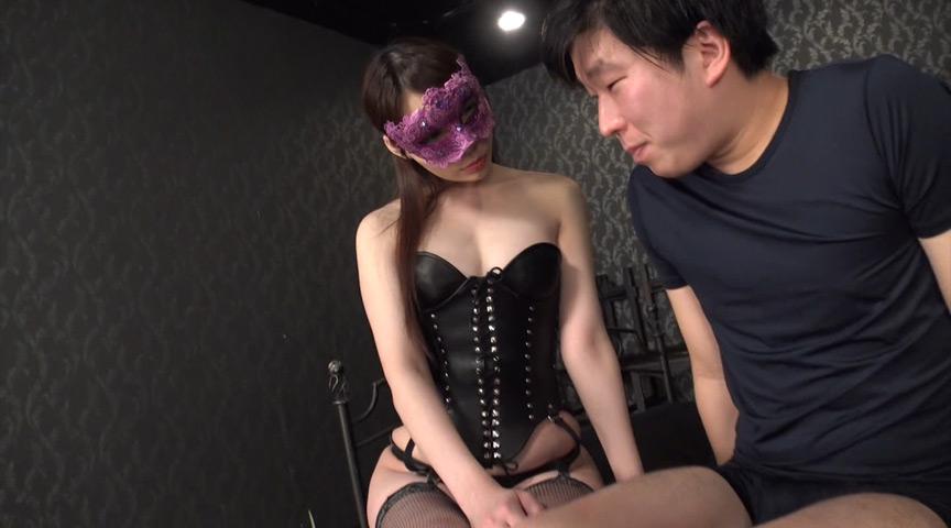 淫語責めM男殺しの最強痴女テクニシャン 松島ナミ