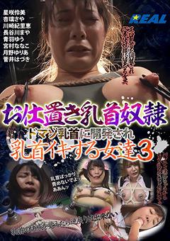 【星咲伶美動画】お仕置き乳首奴隷3-SM