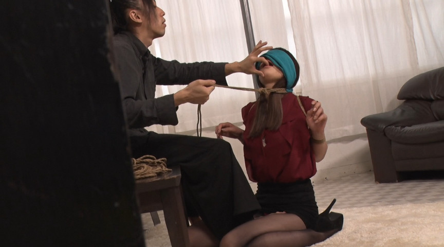 縛師の日常プライベート調教を覗いたら、女がメス奴隷になっていた 浅見せな
