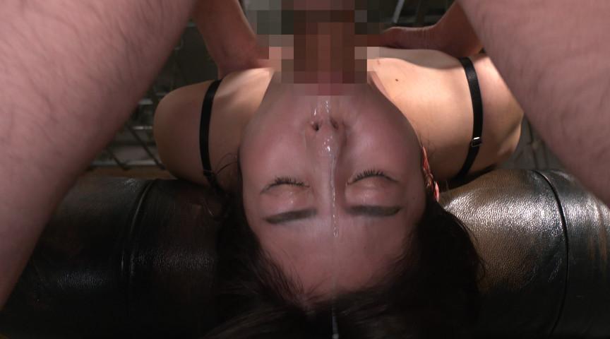 完堕ち ゲロ スロート ドリル 鼻浣腸 若菜さん(仮名) 画像 7