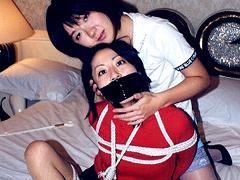 原作版 女流写真家律子 緊縛蒐集春花乃巻 DISC1