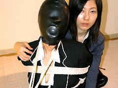 隷嬢寫眞館写真集 猿轡のこだわり13