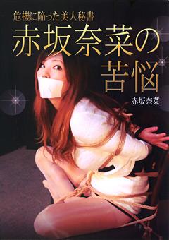 危機に陥った美人秘書 赤坂奈菜の苦悩
