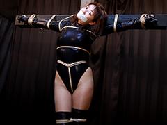【よしい美希動画】よしい美希--磔台の熟女戦士--全篇-SM