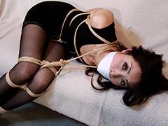【長谷川葵動画】長谷川葵--人妻捕縄羞恥--全篇-SM