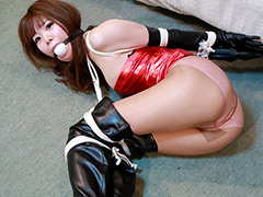 夏川梨花 -襲われたサイハイブーツの女- 全篇