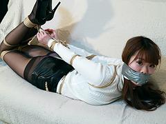 【夏川梨花動画】夏川梨花--捕縄監禁の女--全篇-SM