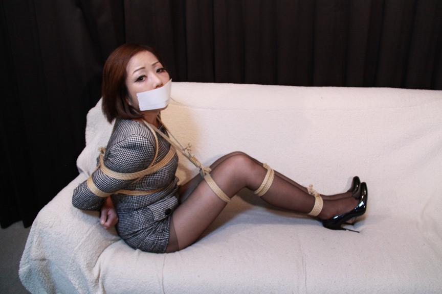 藤崎友希 -秘書緊縛- 全篇 の画像7
