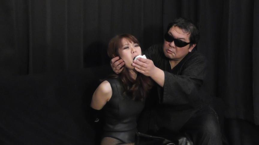 秋山希 -レオタード諜報部員緊縛監禁- 全篇サムネイム01