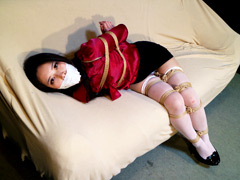 【畠中奈美江動画】畠中奈美江-‐美女秘書捕縄監禁‐-全篇 -SM