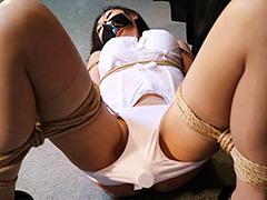 藤川れい子 - 【熟女淫縛】誘拐緊縛ディルド放置 - 全篇