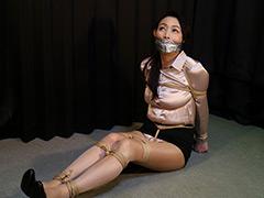 烏丸まどか - 熟女秘書の苦悶 - 全篇のジャケットエロ画像