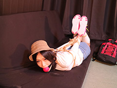 畠中奈美江 - 山ガール緊縛監禁 - 全篇のジャケットエロ画像