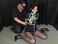 木崎未晴 - 囚われた客室乗務員 - 全篇のサムネイルエロ画像No.1