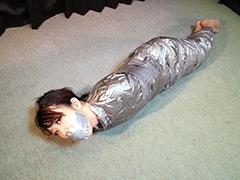 櫻乃春 - 【マミフィケーション】レオタード娘をマミーにする - 全篇