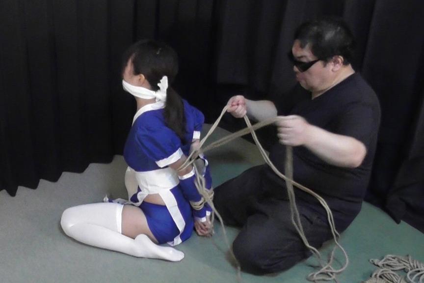 櫻乃春 - 女忍者緊縛猿轡 - 全篇