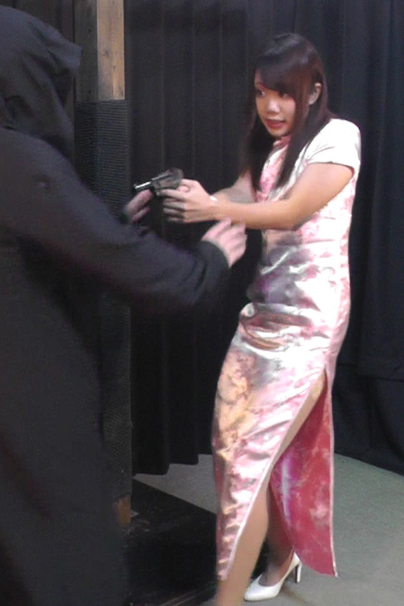 IdolLAB | reijyo2-0489 櫻乃春 - 危機に陥ったチャイナドレスの諜報部員 - 全篇