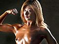 [rocket-0182] 筋肉美人プロレスラー マグナム朱美