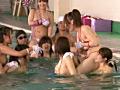 ロケットおっぱい20人 巨乳だらけの水泳大会2011-2