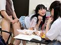 ケータイに夢中な女子校生は挿入されても気づかない
