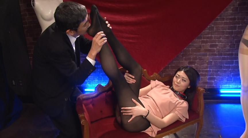 高級奴隷秘書(秘)パンスト品評会 画像 7