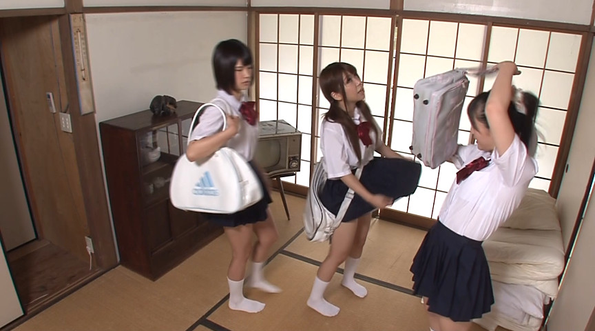 私立極門女子校バレーボール部シゴキ選抜合宿のサンプル画像