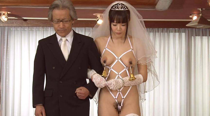 屈辱と恥辱のウエディングドレス 奴隷花嫁2 浜崎真緒 川上ゆう の画像4