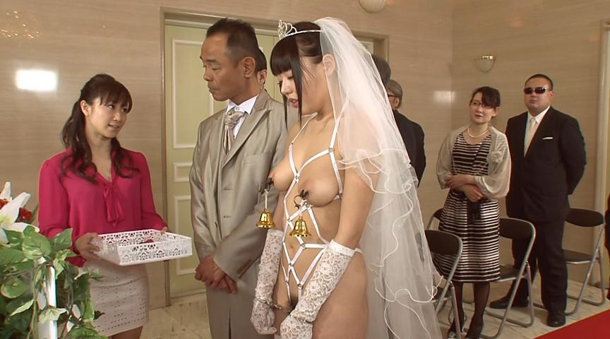 屈辱と恥辱のウエディングドレス 奴隷花嫁2 浜崎真緒 川上ゆう の画像5
