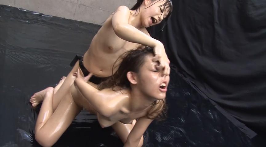 全裸オイルキャットファイト10時間総集編