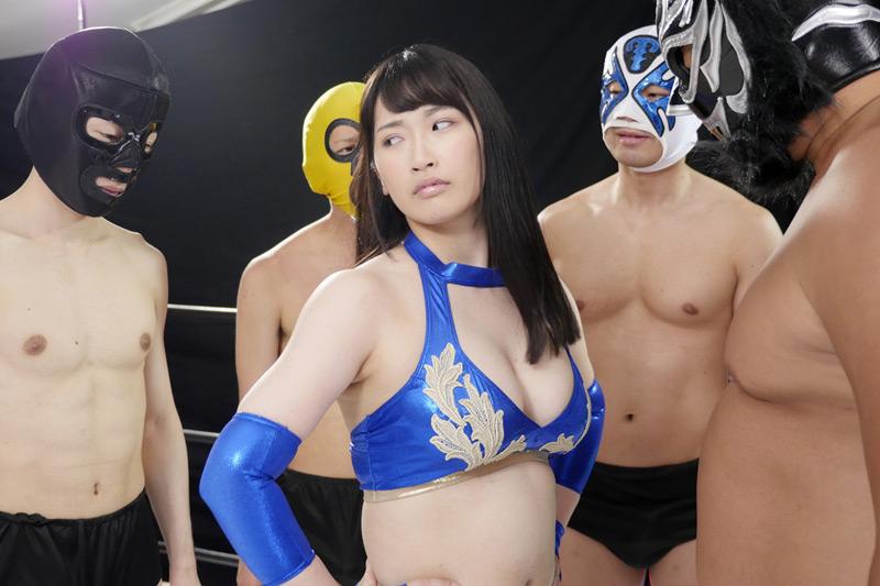 巨乳女子プロレスラー珠莉 連姦中出しデスマッチ!!のサンプル画像