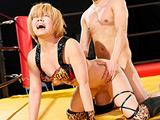 巨乳女子プロレスラー10時間2枚組総集編 【DUGA】