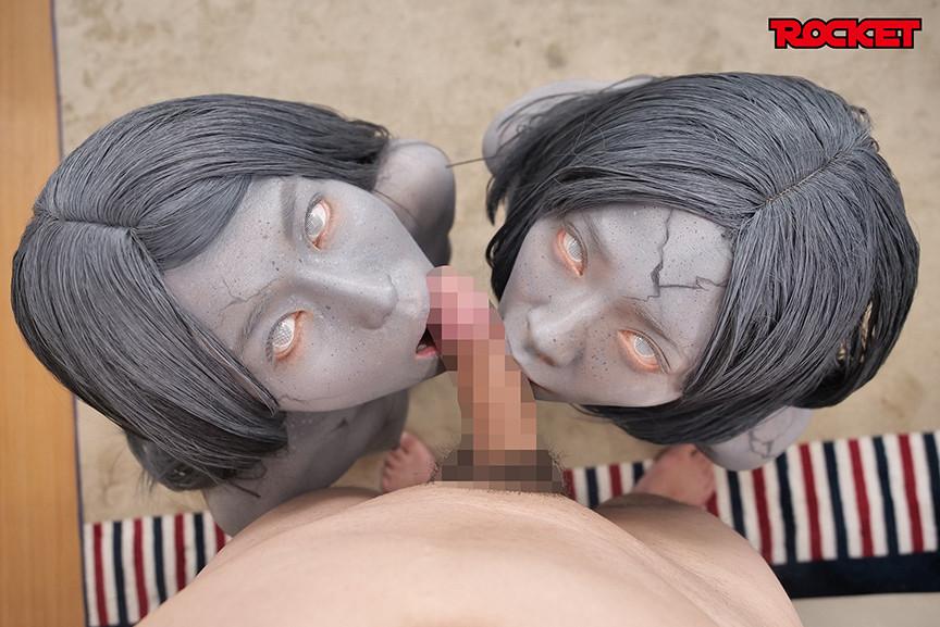 石化家族~隣の家の迷惑母娘まとめて石化せよ~ 画像 8