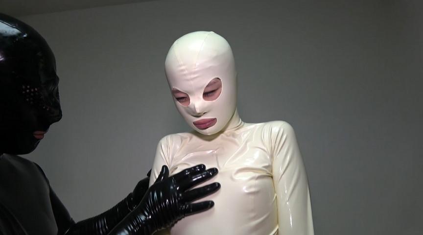Rubber Fetish World~スレンダーラバーガール~ 1枚目