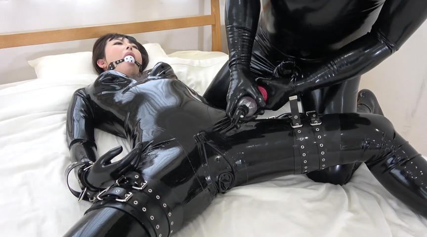 Rubber Suit Lovers~日常にある恐怖!ラバーレ○プ・アナルまで犯○れた女~