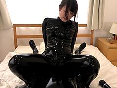 フェチ:Rubber Suit Lovers~日常にある恐怖!ラバーレ○プ~